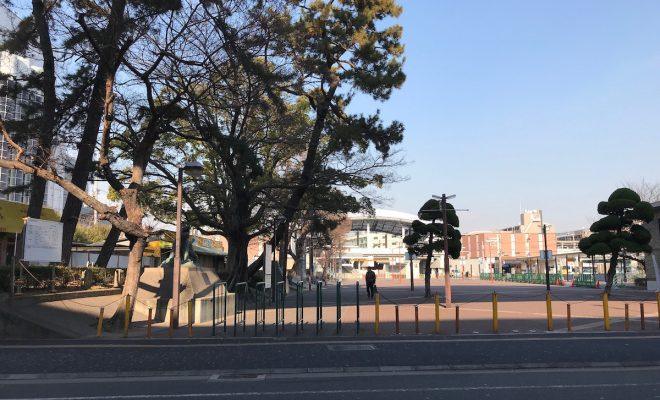 甲子園駅駅前