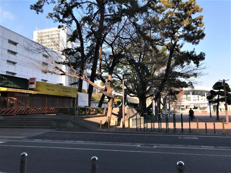 阪神甲子園駅駅前広場