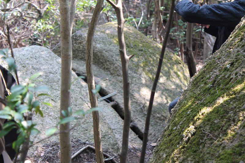 甲山森林公園 東六甲採石丁場