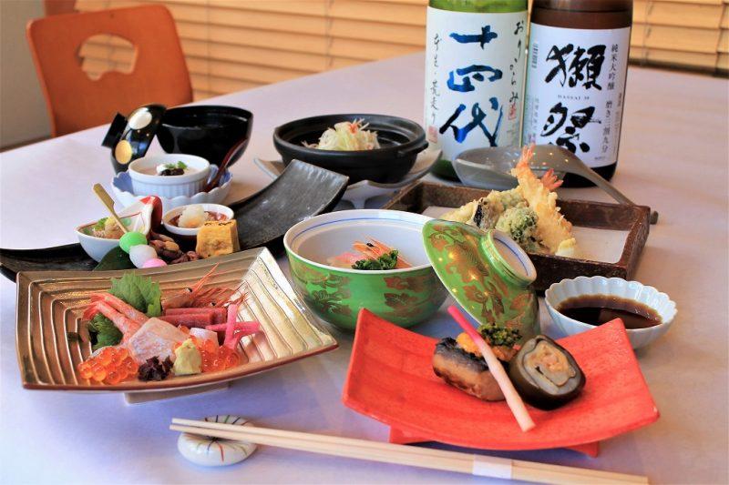 日本料理川久
