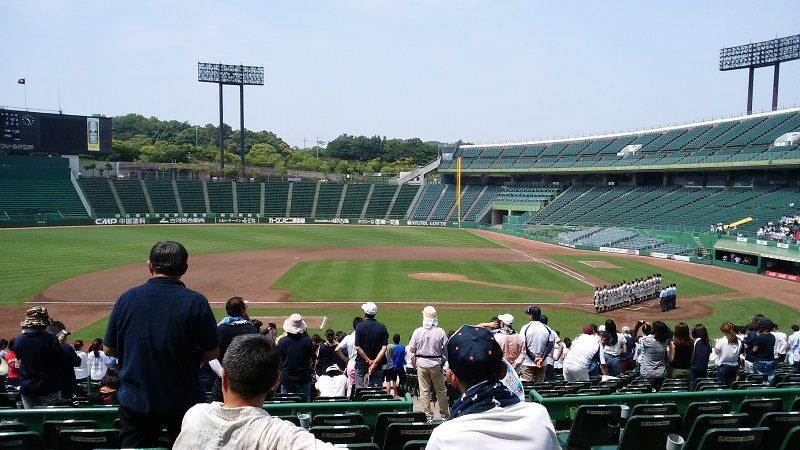 高校野球 県大会
