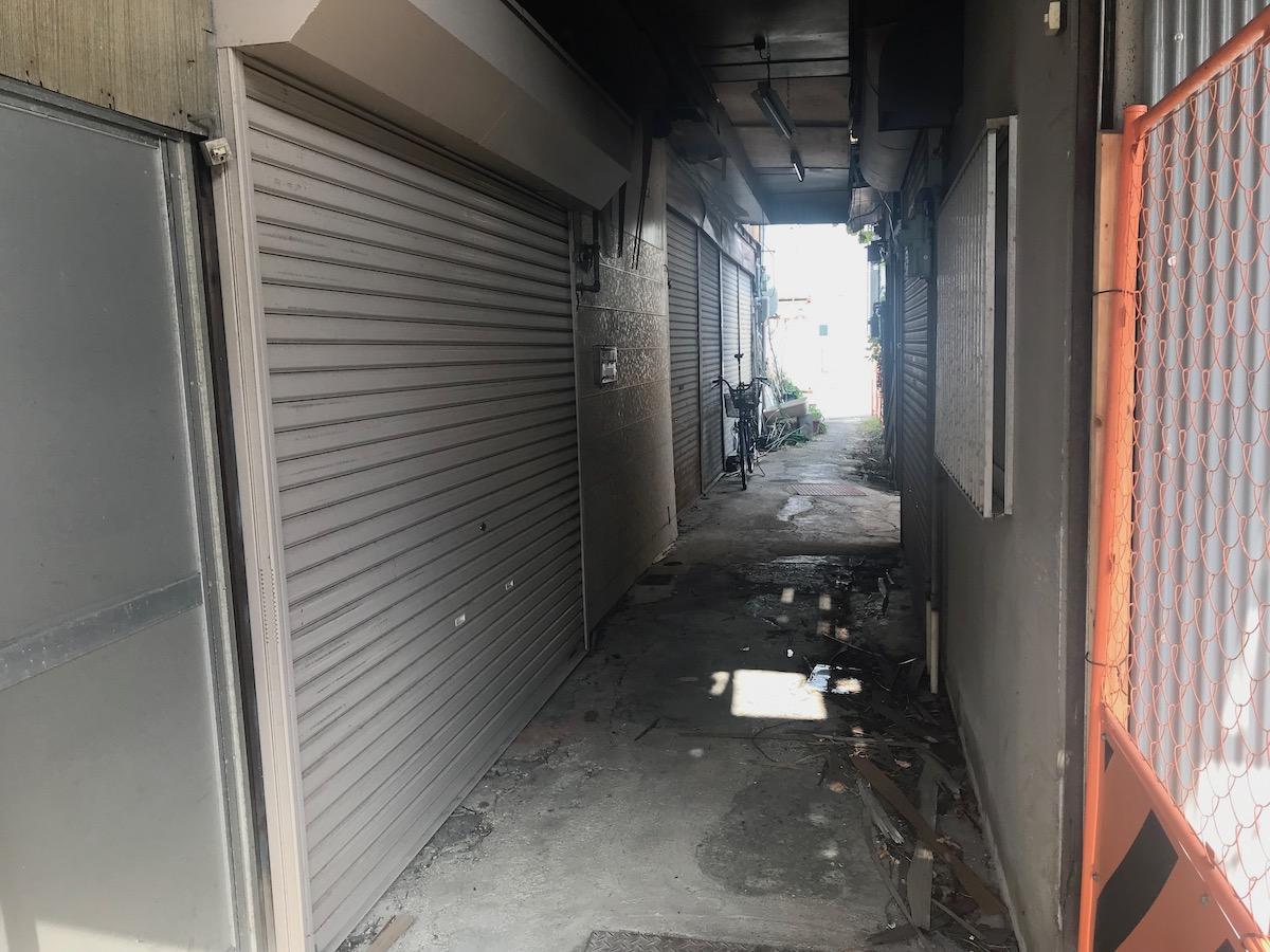 久寿川市場