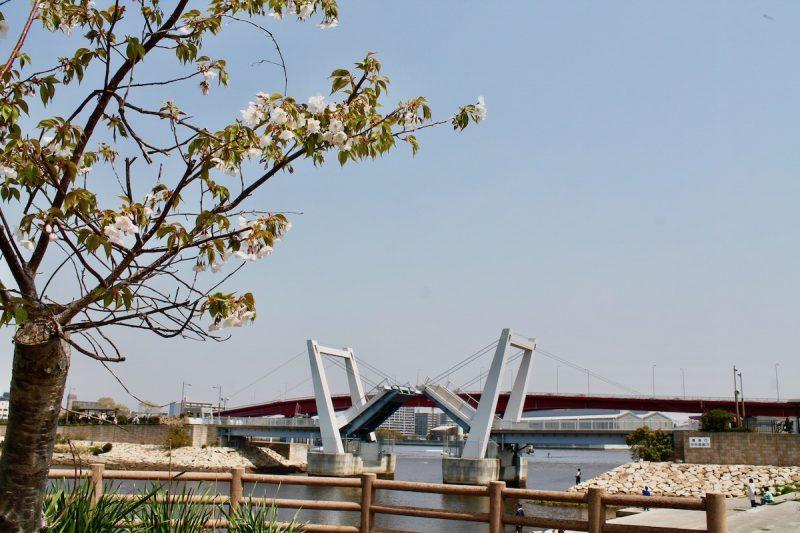 西宮浜 跳ね橋