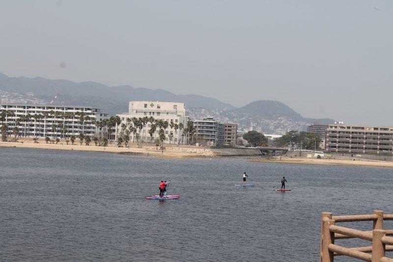 甲山 香櫨園浜