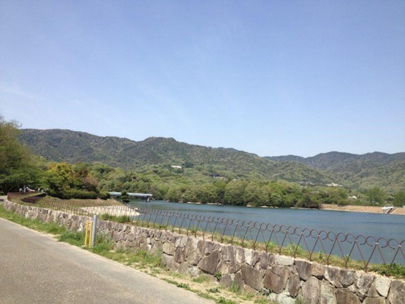 北山貯水池