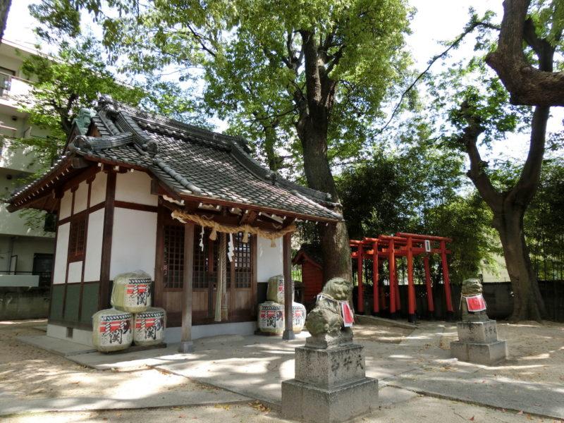 津門日吉神社