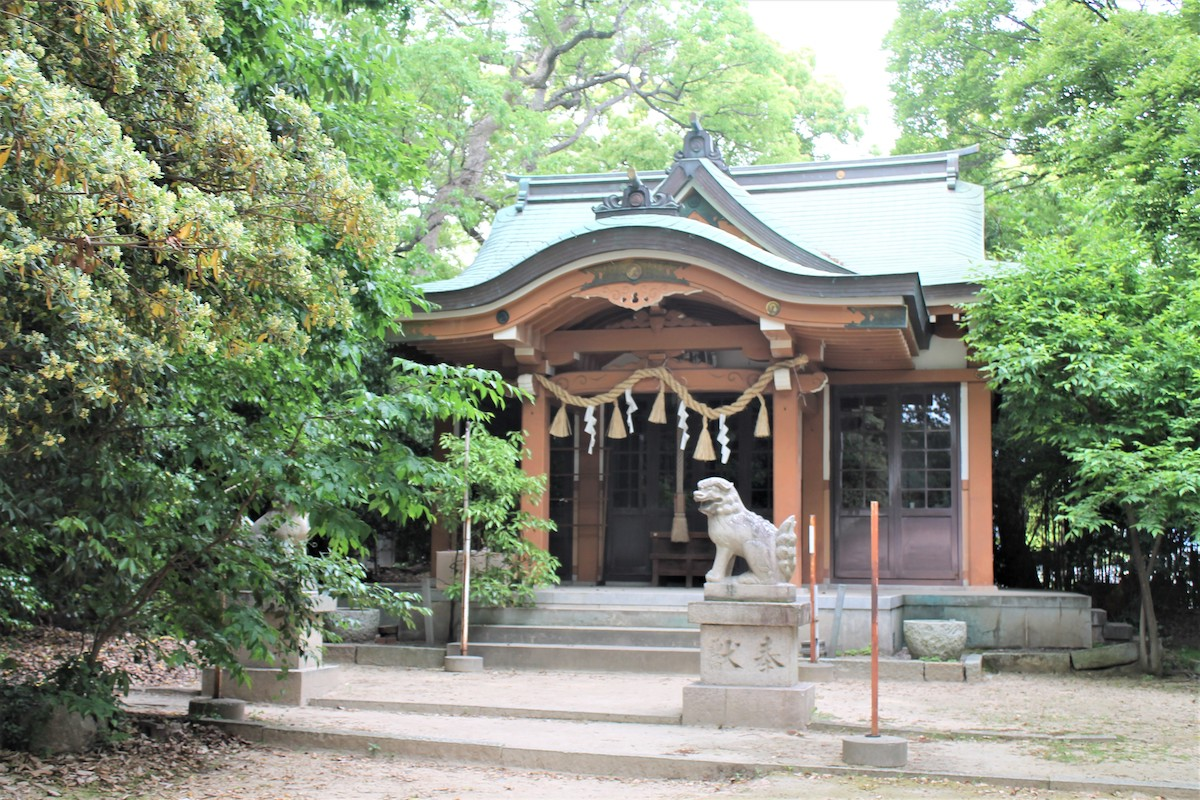 高木熊野神社