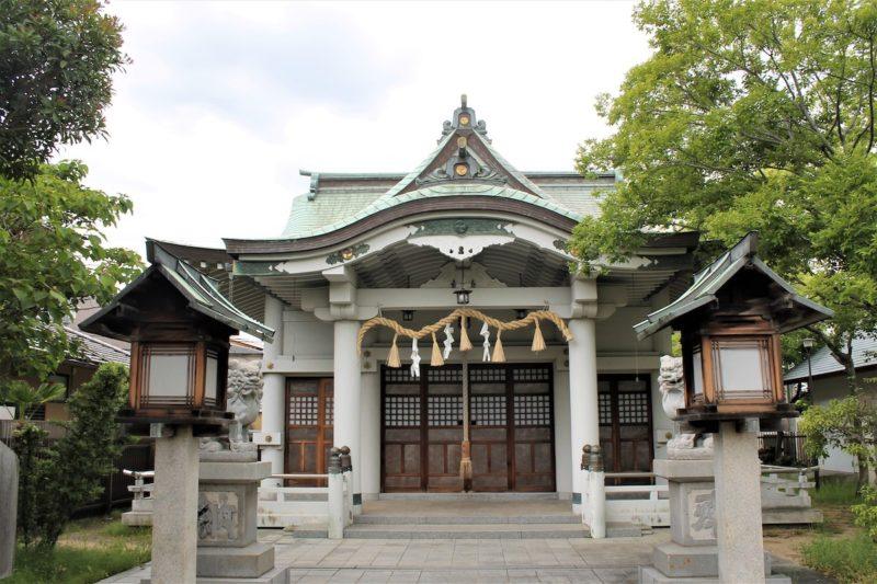 高木八幡神社
