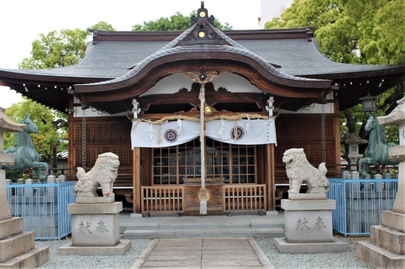 神明八幡神社