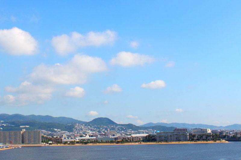甲山 かぶと山と海があって暮らしやすい街、西宮
