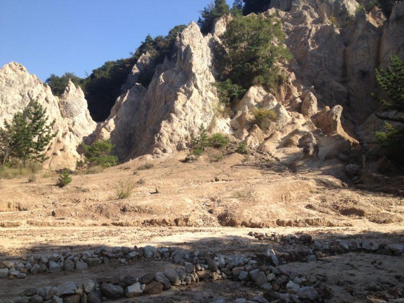 船坂 蓬莱峡