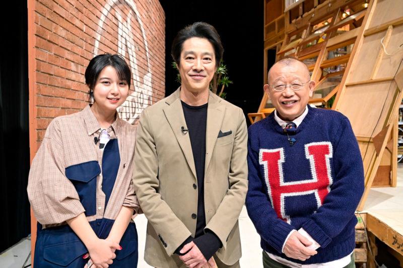 TBS A-studio(Aスタジオ)ゲスト:堤真一さん