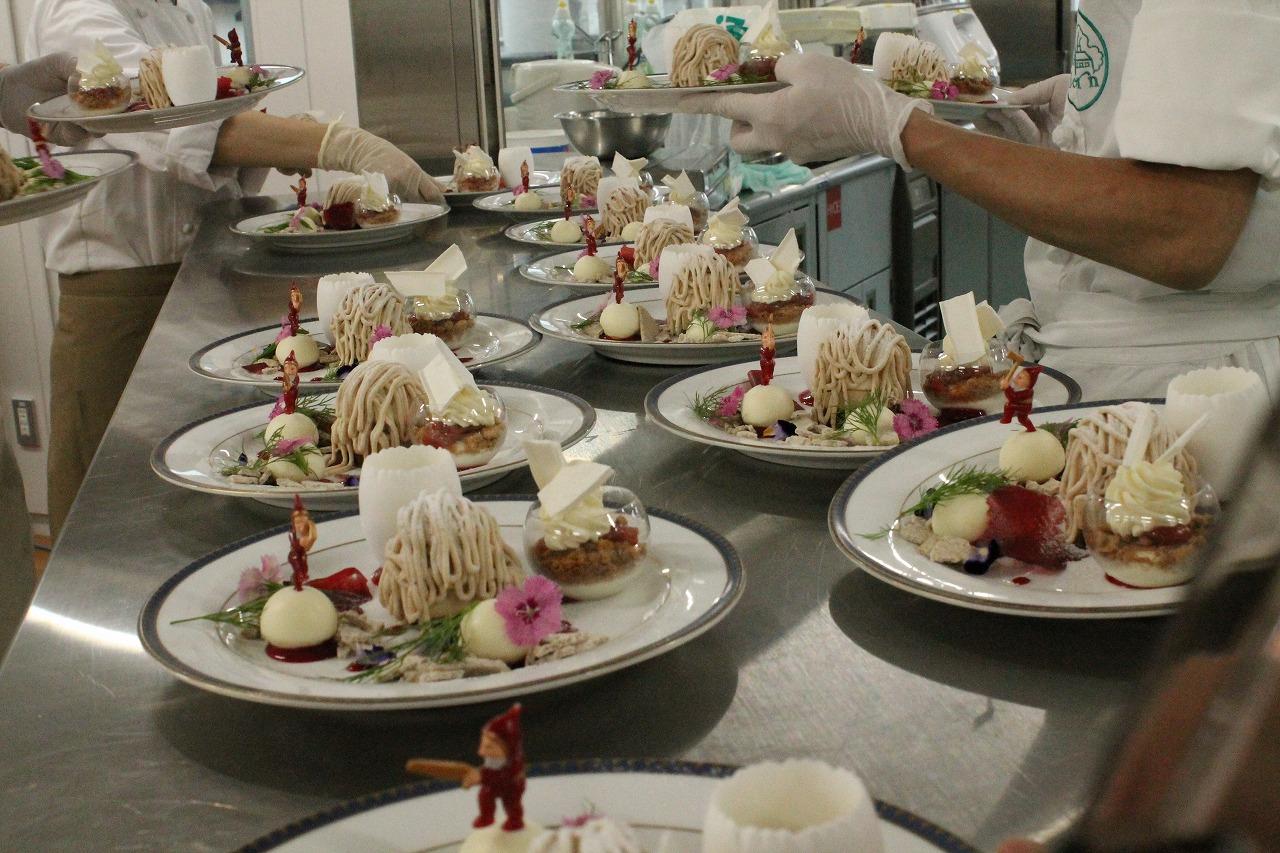 洋菓子園遊会