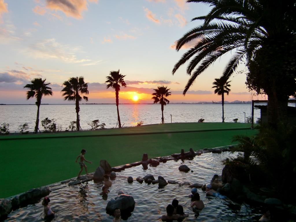 リゾ鳴尾浜