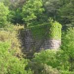 中野の橋脚