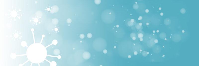 ライフサイエンスセミナー ウイルスイメージ画像