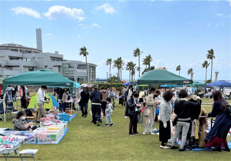 るらるマーケット 鳴尾浜臨海公園